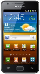 Samsung Galaxy S2 i9100G Android schwarz  , (Article no. 90450784) - Picture #4