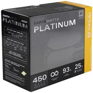 Antec EarthWatts Platinum EA-450 (Article no. 90450790) - Picture #5