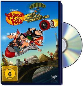 Phineas und Ferb: Der längste (Art.-Nr. 90450884) - Bild #1