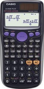 Casio FX-85DE Plus (Article no. 90451087) - Picture #1