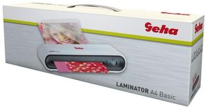 Geha Laminator Home & Office A4 Basic Starter Pack (Article no. 90451106) - Picture #3