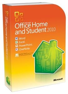 Microsoft Office 2010 Home & Student (Article no. 90451274) - Picture #1
