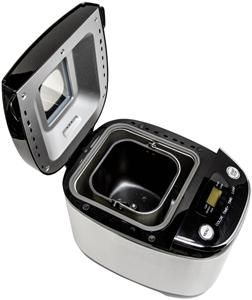 Gastroback Design Plus Brotbackautomat silber/schwarz (Article no. 90451702) - Picture #4
