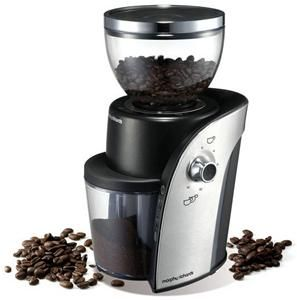 Morphy Richards ARC Kaffeemühle edelstahl/schwarz (Article no. 90451960) - Picture #1