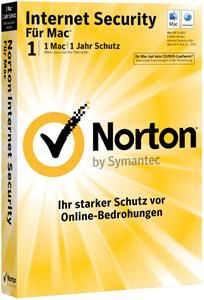 Symantec Norton Internet Security Mac5.0 (Article no. 90452256) - Picture #1