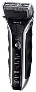 Braun Series 5-590cc silber/schwarz (item no. 90452344) - Picture #3