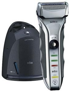 Braun Series 5-590cc silber/schwarz (item no. 90452344) - Picture #1