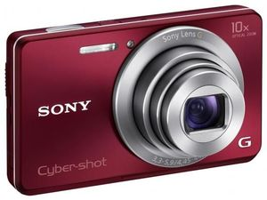 Sony Cyber-shot DSC-W690R rot (item no. 90452864) - Picture #3