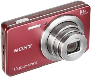 Sony Cyber-shot DSC-W690R rot (item no. 90452864) - Picture #5