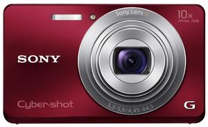Sony Cyber-shot DSC-W690R rot (item no. 90452864) - Picture #1