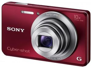 Sony Cyber-shot DSC-W690R rot (item no. 90452864) - Picture #4