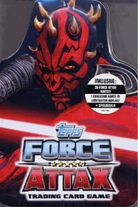 Star Wars - Force Attax Serie 3 Tin (Article no. 90453086) - Picture #1