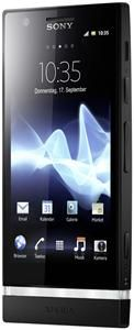 Sony Xperia P 16GB Android schwarz