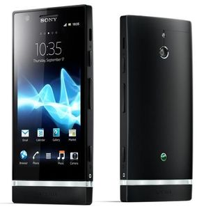 Sony Xperia P 16GB Android schwarz (Art.-Nr. 90453771) - Bild #3