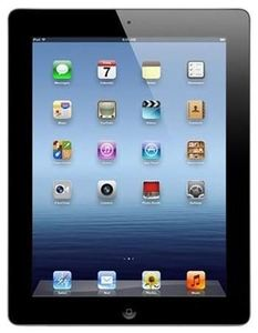 Apple iPad 3 Wi-Fi + Cellular 16GB iOS schwarz (Art.-Nr. 90453791) - Bild #1
