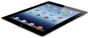 Apple iPad 3 Wi-Fi + Cellular 16GB iOS schwarz (Art.-Nr. 90453791) - Bild #2
