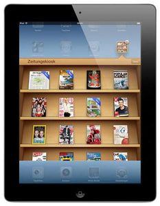 Apple iPad 3 Wi-Fi + Cellular 64GB iOS schwarz (Art.-Nr. 90453796) - Bild #3
