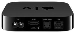 Apple TV MD199FD/A (3G) schwarz (Art.-Nr. 90453927) - Bild #4