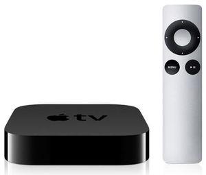 Apple TV MD199FD/A (3G) schwarz (Art.-Nr. 90453927) - Bild #1