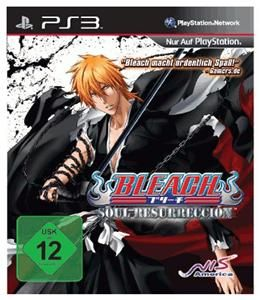 Bleach: Soul Resurreccion (Art.-Nr. 90454899) - Bild #1