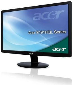 Acer S191HQLGb schwarz (Article no. 90455265) - Picture #2
