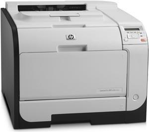 HP Color Laserjet Pro 400 M451dn (Article no. 90455489) - Picture #1