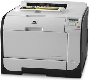 HP Color Laserjet Pro 400 M451dn (Article no. 90455489) - Picture #3