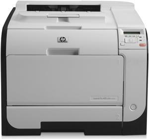 HP Color Laserjet Pro 400 M451dn (Article no. 90455489) - Picture #2