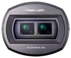 Panasonic VW-CLT2 3D-Vorsatzlinse (Art.-Nr. 90455600) - Bild #2