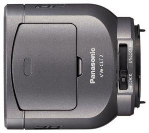 Panasonic VW-CLT2 3D-Vorsatzlinse (Art.-Nr. 90455600) - Bild #4