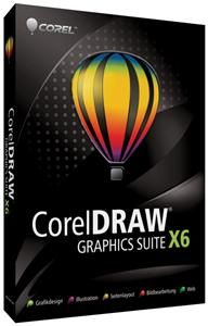 CorelDRAW Graphics Suite X6 DE Win inkl. Zweitnutzungsrecht (Article no. 90455840) - Picture #1