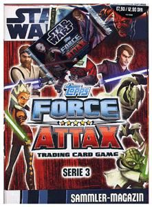 Star Wars - Force Attax Serie 3 Starter (item no. 90455995) - Picture #1