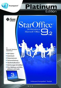 Sun Star Office 9.2 Platinum (item no. 90456063) - Picture #1
