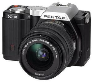 Pentax K-01 smc DA 18-55mm & 50-200mm schwarz (Article no. 90456333) - Picture #5