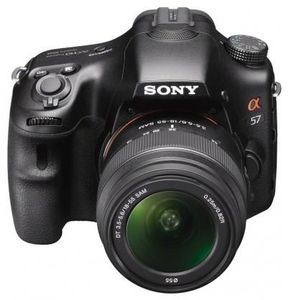 Sony Alpha 57 Kit SAL 18-55 mm schwarz (Article no. 90456414) - Picture #5