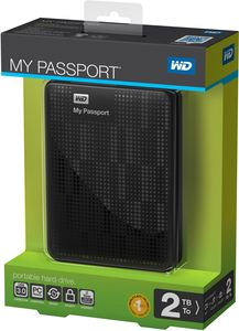 Western Digital MyPassport 2TB (item no. 90456419) - Picture #1