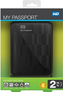 Western Digital MyPassport 2TB (item no. 90456419) - Picture #2
