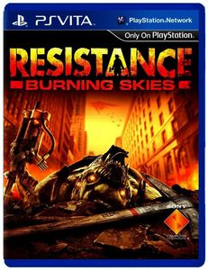 Resistance: Burning Skies (Article no. 90456538) - Picture #1