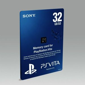 Sony PS Vita Speicherkarte 32GB Memory Card, (Article no. 90456539) - Picture #1
