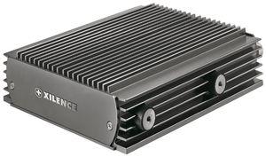 Xilence XPHD.CL.B passiv HDD-Kühler R2 schwarz, für 3.5