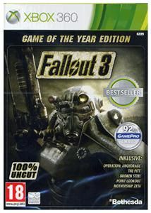 Fallout 3: Game of the Year (UNCUT) (item no. 90456780) - Picture #1