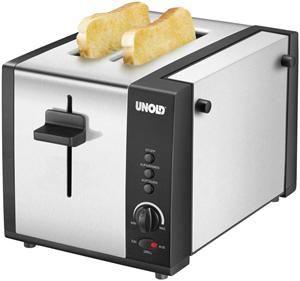 Unold Snack Master Toaster edelstahl/schwarz (Art.-Nr. 90456927) - Bild #4