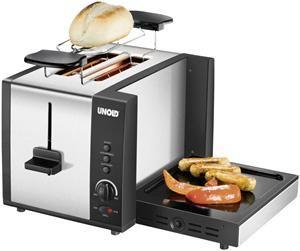 Unold Snack Master Toaster edelstahl/schwarz (Art.-Nr. 90456927) - Bild #5