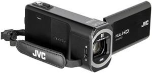 JVC Everio GZ-V500BEU schwarz (Article no. 90457109) - Picture #5