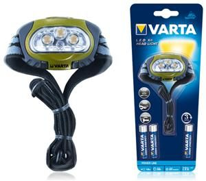 Varta Power Line Headlight (Article no. 90457231) - Picture #2