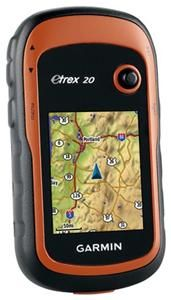 Garmin eTrex 20 inkl. Basiskarte und Topo Deutschland Light (Article no. 90457487) - Picture #1