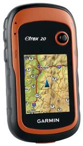 Garmin eTrex 20 inkl. Basiskarte und Topo Deutschland Light (Article no. 90457487) - Picture #2
