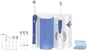 Braun Oral-B Professional Care Center 3000 Mundpflege-Center weiss/blau (item no. 90457536) - Picture #1