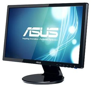 ASUS VE228D schwarz (item no. 90457708) - Picture #1