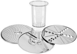 Bosch MUM48A1 Küchenmaschine anthrazit/silber (Article no. 90457836) - Picture #4